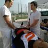 """Galleria Gli studenti Synapsy offrono servizio massaggi al """"36° Giro Podistico dell'Isola"""""""