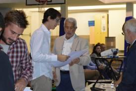 Galleria MCB: Cerimonia Consegna dei Diplomi per i 167 allievi abilitati