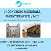F.I.M.O.S. : Primo Convegno nazionale Massoterapisti / MCB