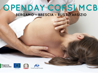 OPENDAY CORSI MCB a.s. 2017/18