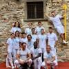 Gli studenti Synapsy massaggiatori ufficiali della Millegradini 2018