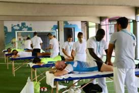 Galleria Gli studenti Synapsy massaggiatori ufficiali della Millegradini 2018