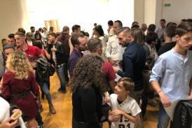 Galleria Cerimonia di consegna degli Attestati: un buon augurio a tutti i nostri MCB abilitati