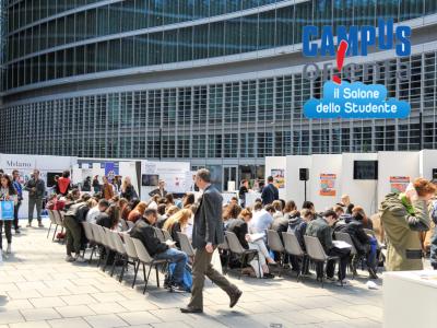 Mercoledì 20 e giovedì 21 marzo, Centro Studi Synapsy presente al Salone dello Studente di Milano