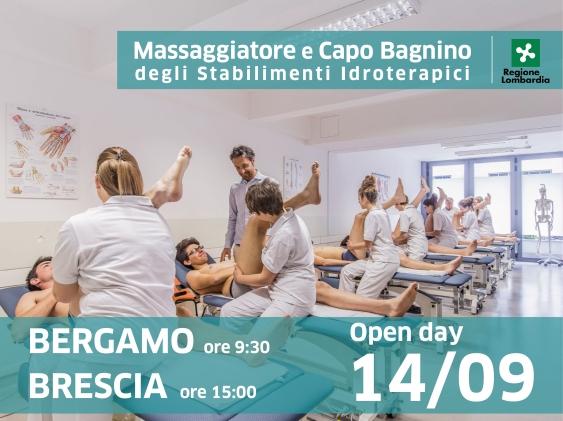 Open Day a.s. 2019-20: prossimi incontri in programma per sabato 14 settembre e sabato 28 settembre