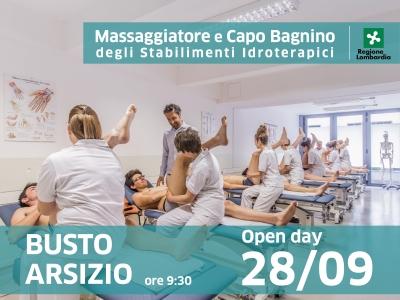 Open Day a.s. 2019-20: prossimo incontro in programma per sabato 28 settembre a Busto Arsizio