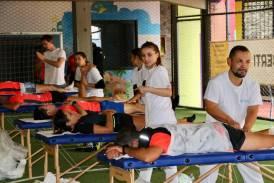 Galleria Manifestazioni sportive: anche quest'anno portiamo avanti il nostro impegno come servizio massaggi