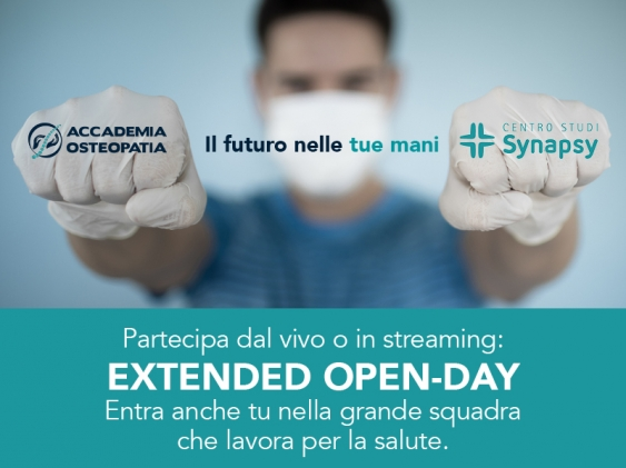 Calendario Open-Day 2020