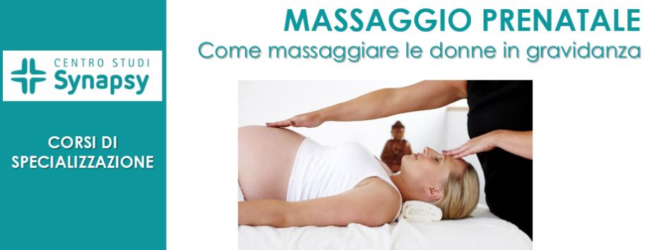Massaggio Prenatale: come massaggiare le donne in gravidanza